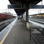 Hranice na Moravě vlakem