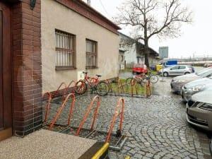 Parkování v Hranicích na Moravě