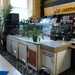 Nádražní restaurace v Hranicích na Moravě