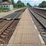 Napajedla vlakem