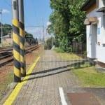 Kudy na vlak v Napajedlech