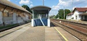 Napajedla nádraží