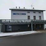 Dopravní terminál v Novém městě na Moravě