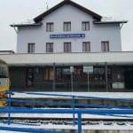 Vlak do Nového Města na Moravě