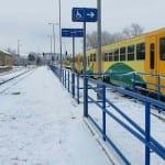 Nové Město na Moravě nádraží