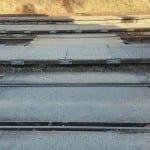 Okrouhlice vlakem