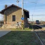 Kudy na vlak v Okrouhlicích