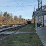 Okrouhlice nádraží