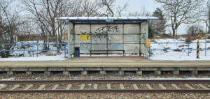 vlak Popovice u Rajhradu