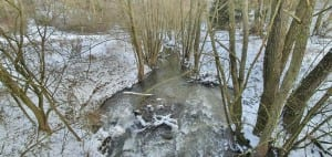 Řeka Bobrava
