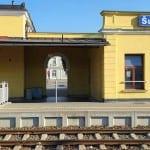 Kudy na vlak v Šumperku