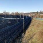 Kudy na vlak v Praha Kyje