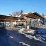 Autobusové nádraží Rýmařov