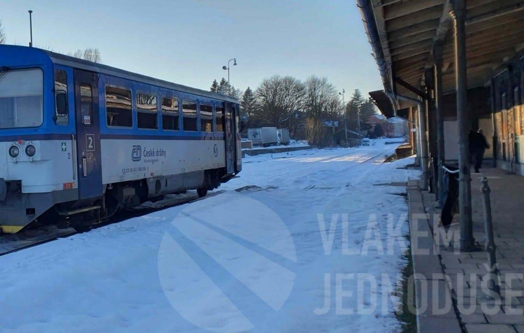 Rýmařov nádraží