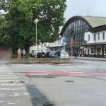 Tábor autobusové nádraží