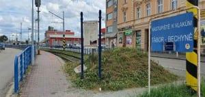 Tábor - Bechyňské nástupiště