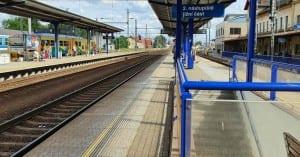 Jak se vyznat na nádraží v Táboře