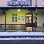 Valšov nádraží