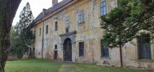 Turistika Cestou K. H. Borovského - klášter Pohled