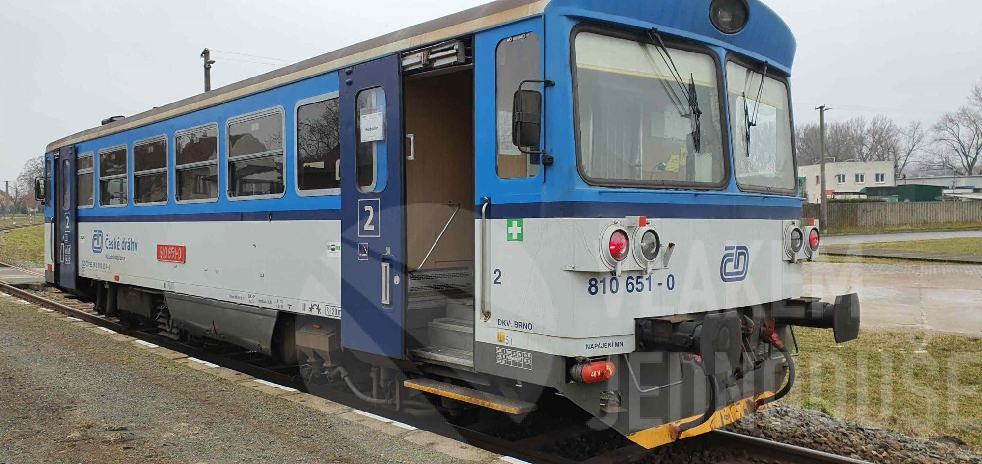 Vůz řady 810