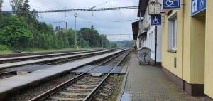 Letovice nádraží