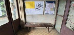 Jak vypadá nádraží Praha-Krč