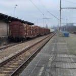 Přibyslav nádraží