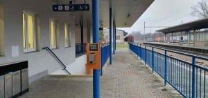 Ja se vyznat na nádraží v Přibyslavi