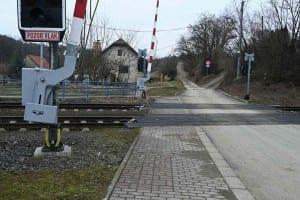 Kudy na vlak v Silůvkách