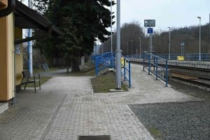 Silůvky železniční stanice