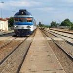 Uherské Hradiště vlakem