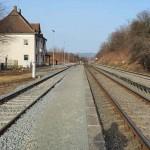 Valašské Klobouky nádraží