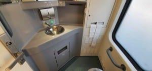 Záchod ve voze Ampz 10-70