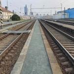 Brno-Horní Heršpice vlakem