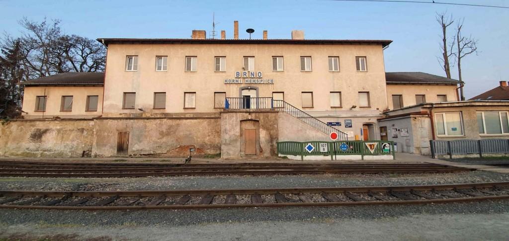 Nádraží Brno-Horní Heršpice