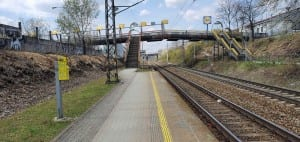 Česká nádraží - zastávka Brno Lesná