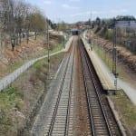 Zastávka Brno-Lesná
