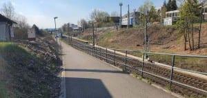 Železniční stanice Brno-Lesná