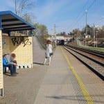 Kudy na vlak v Brně na Lesné