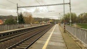 Zastávka Doubravice nad Svitavou