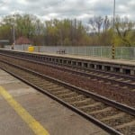 Doubravice nad Svitavou vlakem
