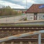 Kudy na vlak v Doubravicích nad Svitavou
