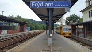 Frýdlant nad Ostravicí nádraží