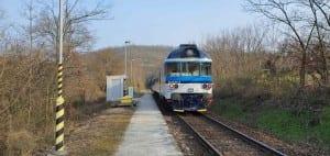 Zastávka Ivančice letovisko