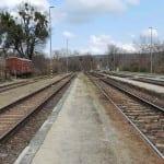 Vlak do Moravských Bránic
