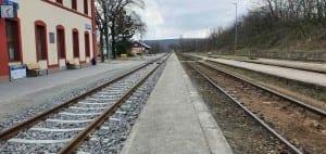 Vlakem do Moravských Bránic