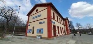 Moravské Bránice na nádraží
