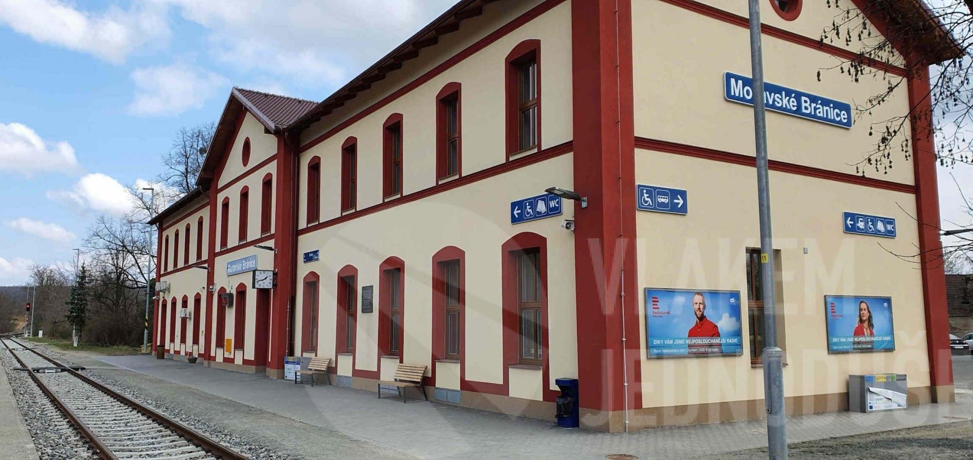 Nádraží Moravské Bránice