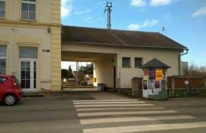 Kudy na vlak v Nymburku