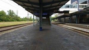 Hodnocení nádraží v Ostravě Vítkovicích